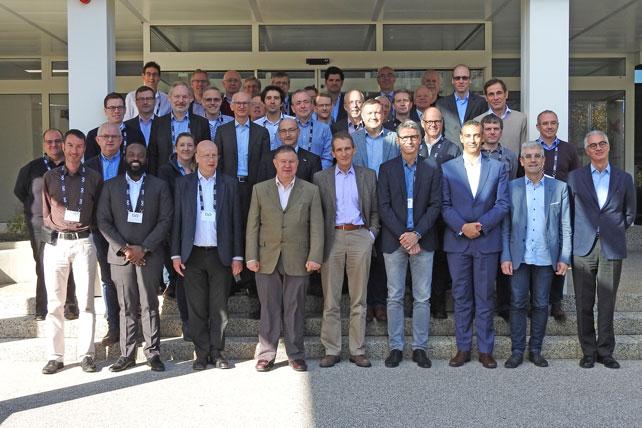 DVB General Assembly, November 2019