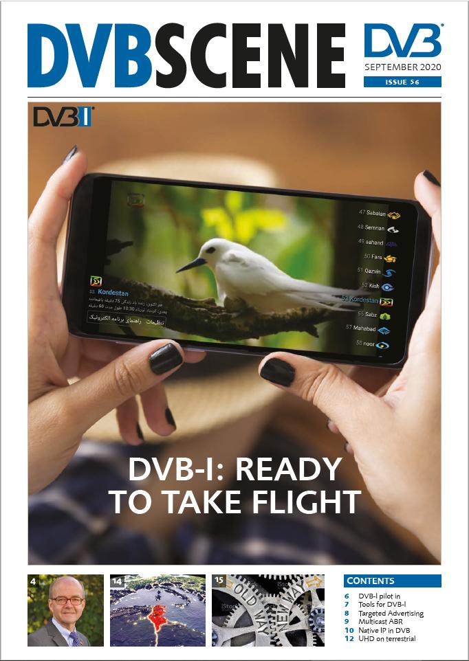 DVB Scene - Issue 56