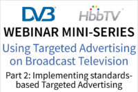Featured Image for Webinar: Using Targeted Advertising on Broadcast Television (Part 2)
